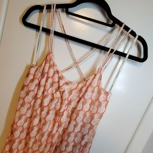 Pineapple Tommy Bahama Dress
